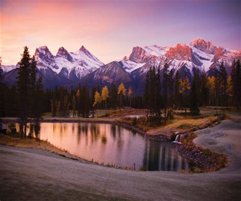 canadian rockies golf welcomes fall with deals and