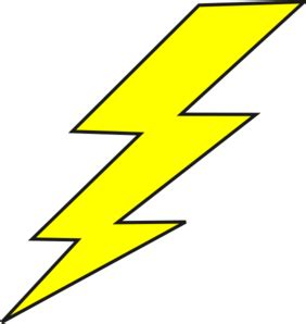 Lightning Cartoonist Lightning Bolt Clipart Clipart Suggest