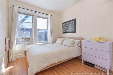 nyc apartment photographer work cozy  bedroom  bathroom apartment  east