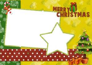 Christmas Greeting Card Templates Free A Variety Of Free Christmas Card Templates For You To Diy