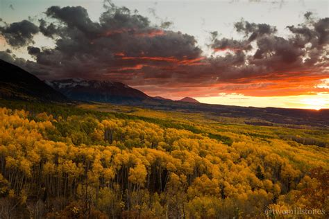 fall colors in colorado the seven best drives for colorado fall colors just a