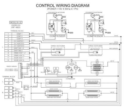 true freezer t 49f wiring diagram wiring diagram and