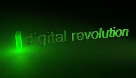 Digital Revolution is the digital revolution a threat to the data