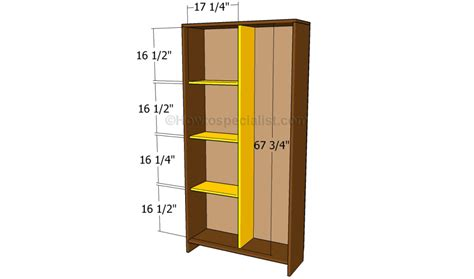 How To Build A Wardrobe by How To Build An Armoire Wardrobe Howtospecialist How