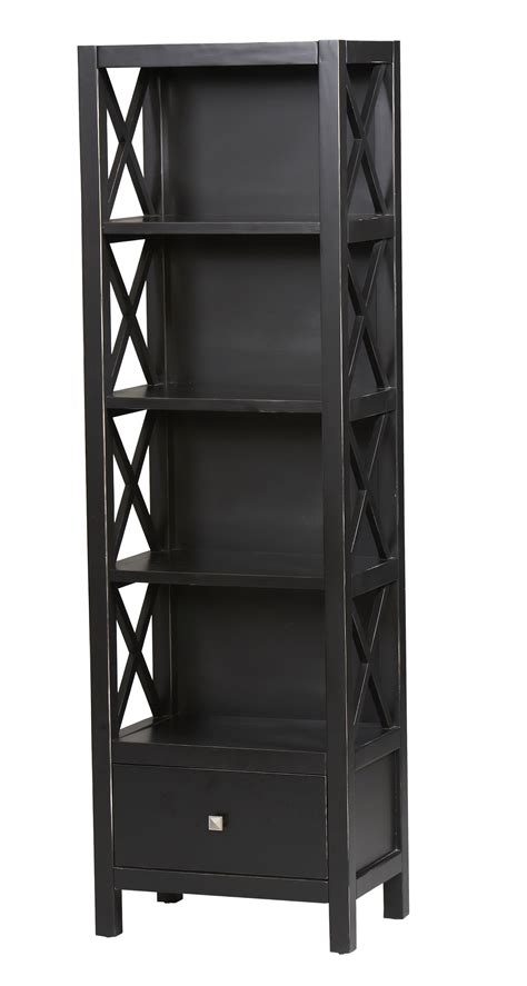 Black Bookshelf Bookcases Ideas Top Brand Small Black Bookcase Black
