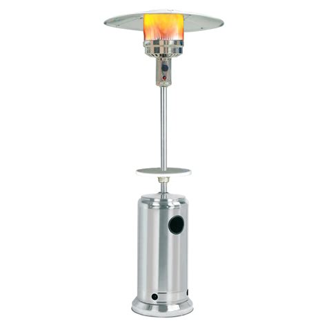 Sunheat Classic Propane Umbrella Patio Heater With Drink Umbrella Patio Heater