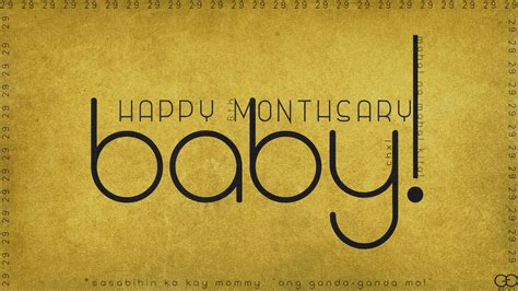 Appy Day By Baby Fc happy monthsary quotes quotesgram