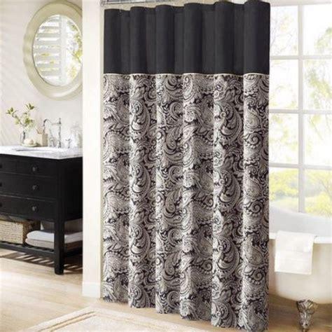 park shower curtains madison park aubrey shower curtain walmart com