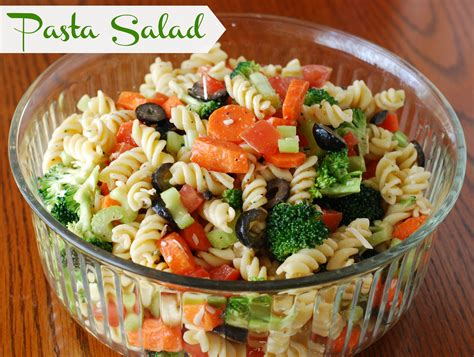 easy salad recipe easy italian pasta salad recipe italian pasta salads