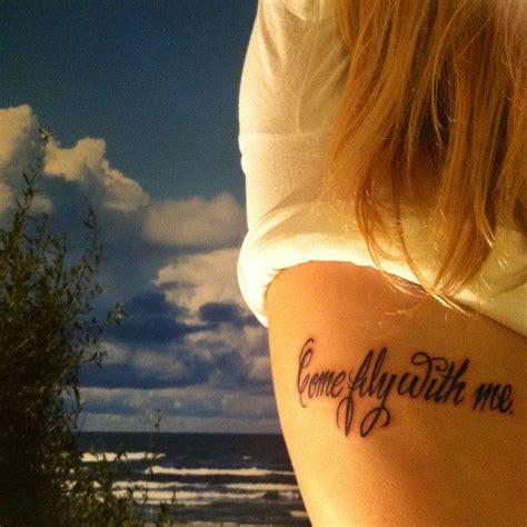rib tattoo quotes pinterest frank sinatra quote rib tattoo ink my whole body