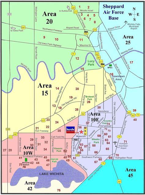 wichita falls map wichita falls subdivision map
