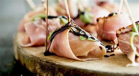 come cucinare il prosciutto crudo finger food veloci le ricette per dei finger facili e veloci