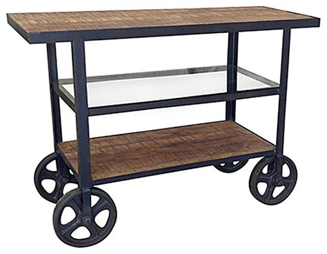 rolling kitchen island cart rolling island cart industrial kitchen islands and