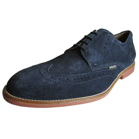 casual oxford shoe mephisto feros casual oxford shoe ebay