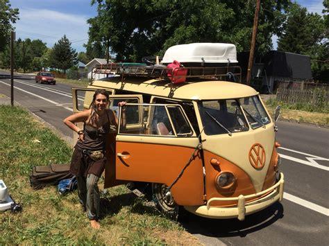 old volkswagen hippie 1960 vw hippie van bing images