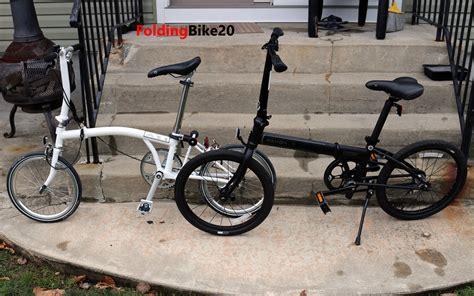 best brompton bike brompton s1e single speed folding bike review