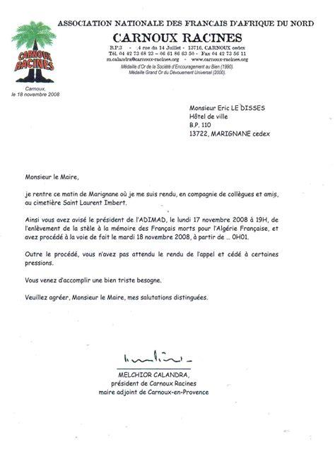 Conseil Lettre De Demission Exemple De Lettre De Demission D Un Conseil D Administration