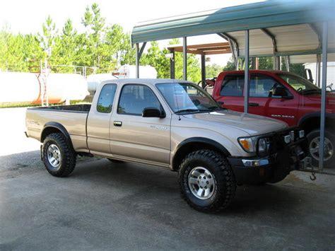 Toyota Tacoma Tire Size Tire Size On 1998 Stock Tacoma World