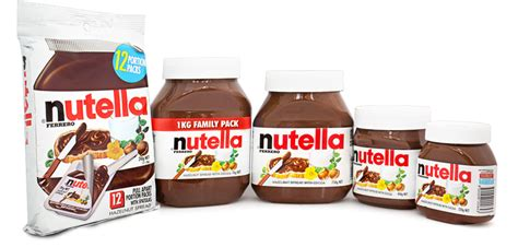 products all nutella only 1 at publix