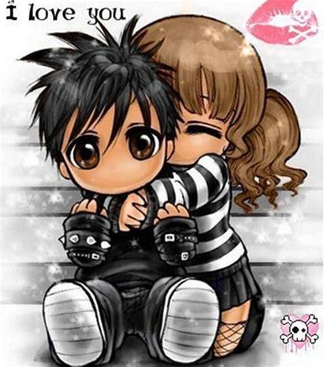 imagenes emo de anime imagenes de emos de dibujos y bonitos