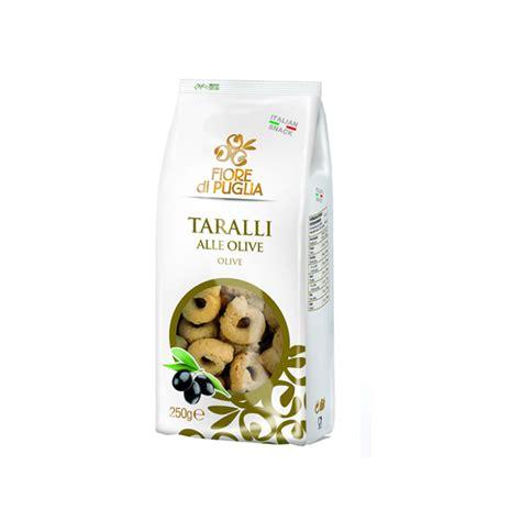 taralli fiore taralli alle olive fiore di puglia