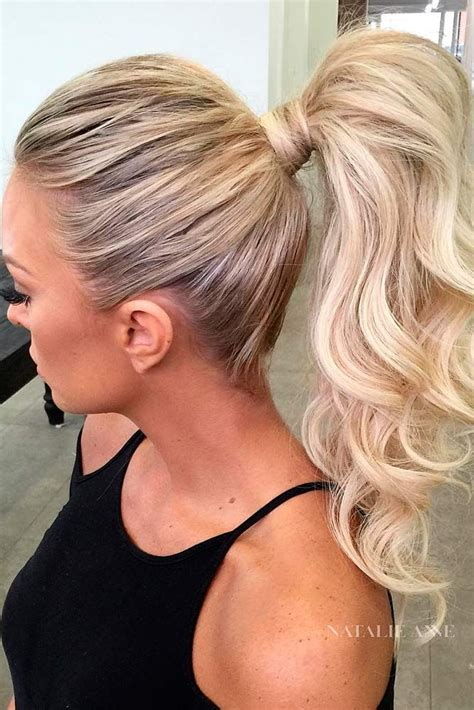 High Ponytail Hairstyles best 20 high ponytail hairstyles ideas on