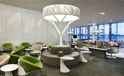 lounge design the new air business lounge design inspired by nature