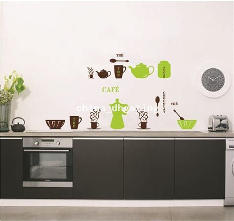 wall sticker for kitchen lovely kitchen wall stickers my kitchen interior