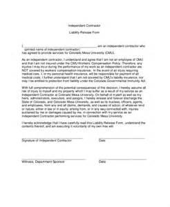 Waiver Templates by Doc 400518 Waiver And Release Form Template Release Of