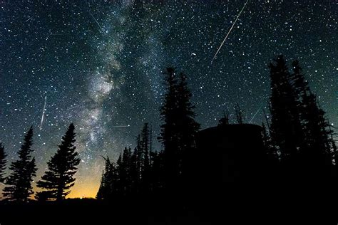 Where To The Meteor Shower by In August This Meteor Shower Named For A