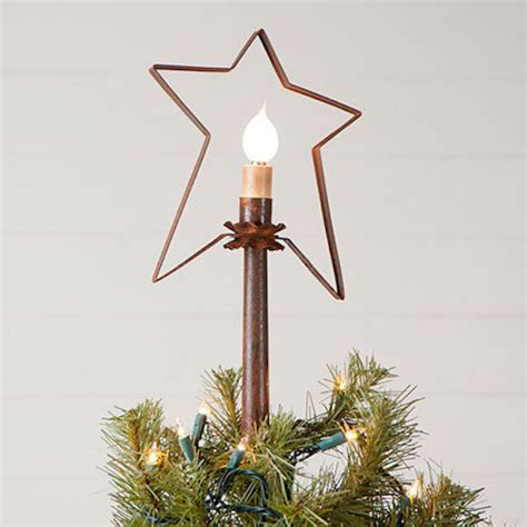 primitive tree toppers shop collectibles online daily