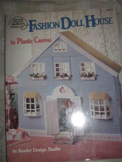fashion dollhouse in plastic canvas free fashion doll house in plastic canvas needlecraft