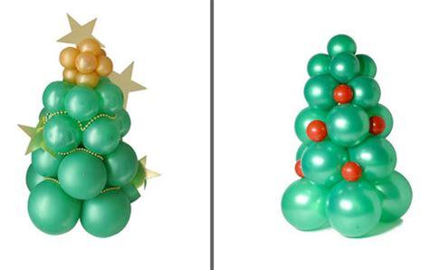 como hacer un pino de globos c 243 mo hacer un 225 rbol de navidad original