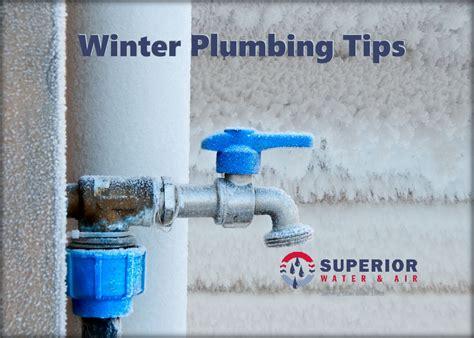 Winter Plumbing by Winter Plumbing Tips