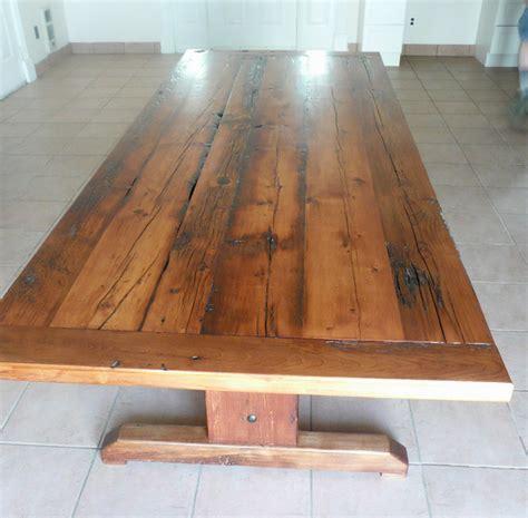 reclaimed barnwood dining table reclaimed barnwood dining table traditional dining