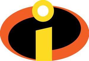incredibles logo template original file svg file nominally 245 215 169 pixels