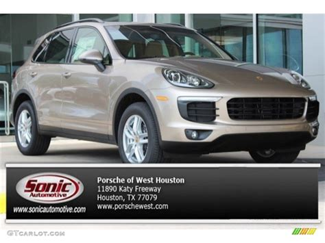 porsche metallic 2016 palladium metallic porsche cayenne 106654144 photo