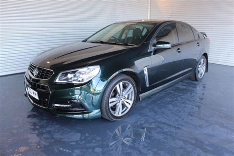 holden dealer cairns 2013 holden commodore sv6 for sale in cairns