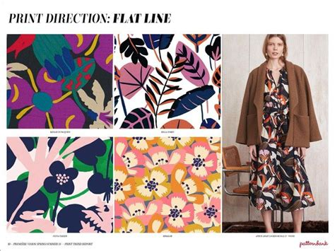 patterns or trends in data collected premi 232 re vision spring summer 2018 print pattern trend
