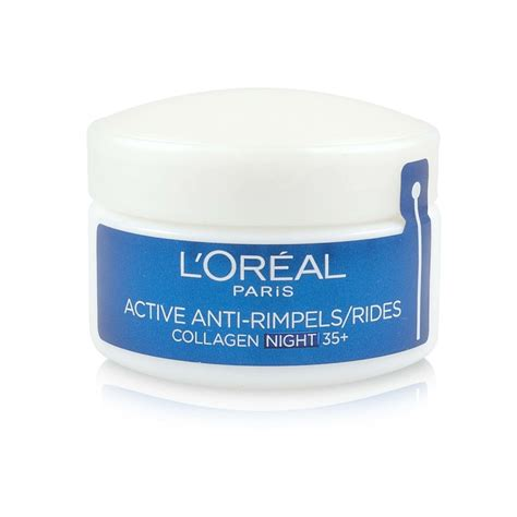 Collagen Loreal l oreal collagen active anti wrinkles 50 ml 163 3 25