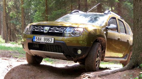 renault duster 4x4 dacia duster 2016 off road driving footage 4x4 youtube