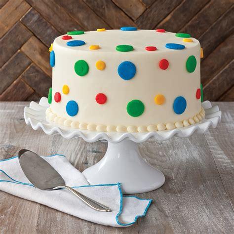 polka dot cakes polka dots edgar s bakery