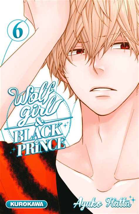 My World Your Reality By Ayuko Hatta vol 6 wolf and black prince news