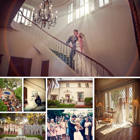 darlington house our favorite san diego wedding venues