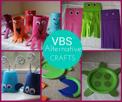 vbs craft ideas for submerged alternative craft ideas autry creations