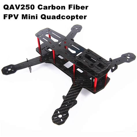 Excell Frame Stand Fs 300 aliexpress buy 6pcs lot blackout qav250 carbon fiber mini 250 fpv quadcopter frame