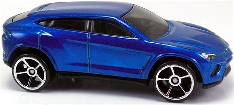 lamborghini urus blue 2016 collector mainline list with variations