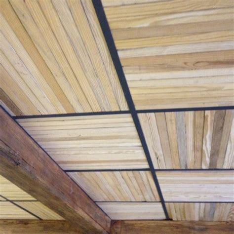 reclaimed wood ceiling for the home pinterest