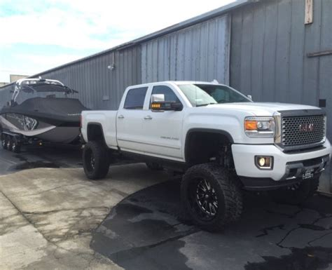 lifted denali for sale 2015 lifted duramax denali for sale autos post