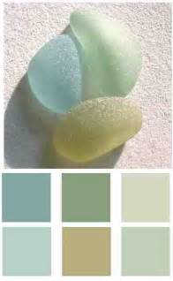 sea glass color sea glass on